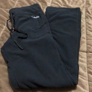 Women's Size S Cabela's fleece pants
